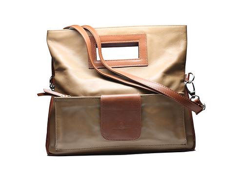 Tuscany Window Bag (Tan)