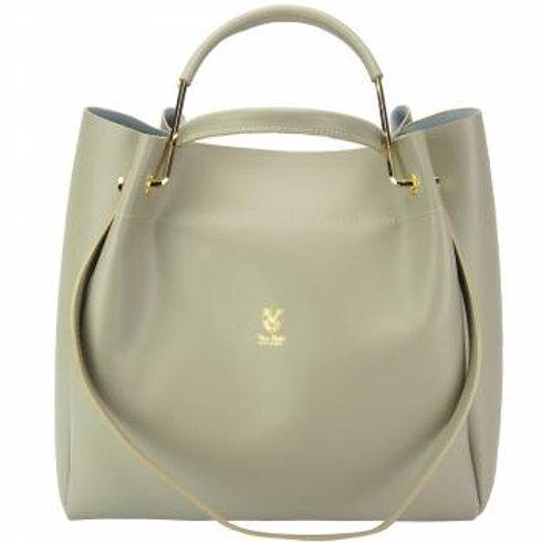 Bucket Bag (Light Taupe)