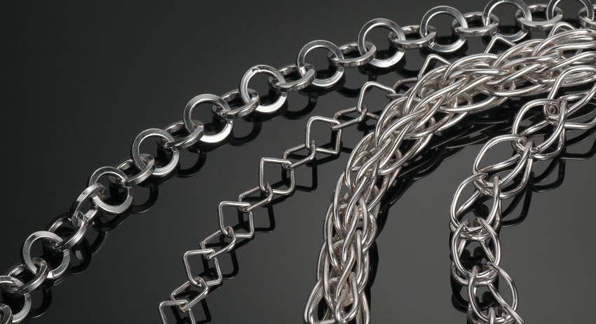 Variety of chains