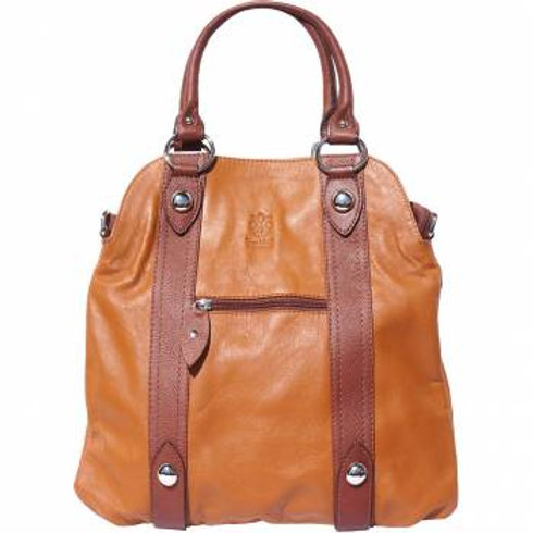 Chic Shoulder Bag (Tan/Brown)