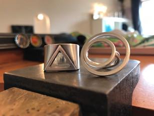 Unique Wedding ring commission