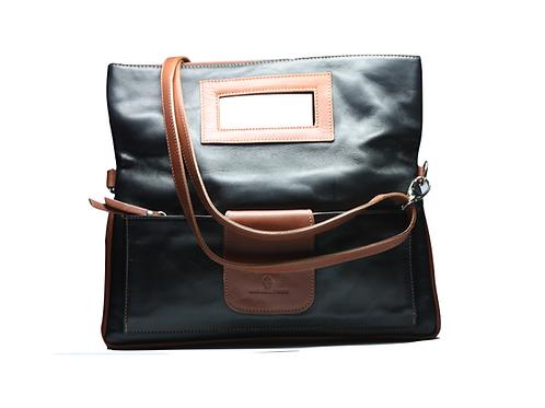 Tuscany Window Bag (Black)