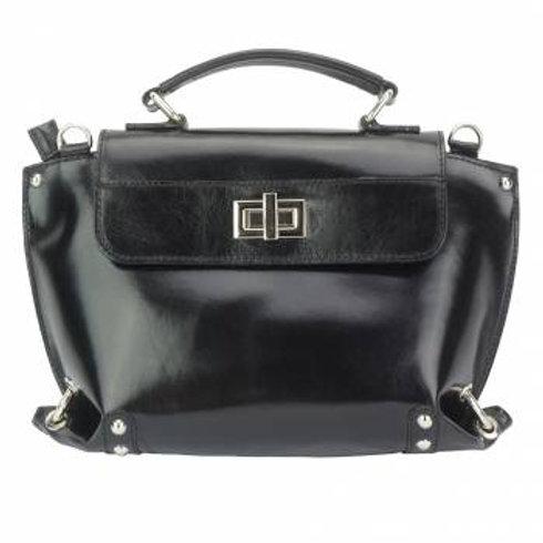 Kensington Shoulder Bag (Black)