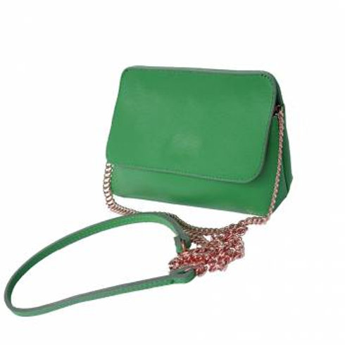 Convertible Shoulder/Clutch (Light Green)