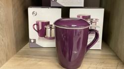 Porcelain Cup & Infuser