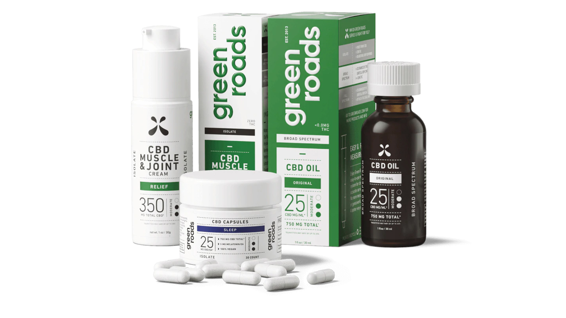 Green Roads CBD Products