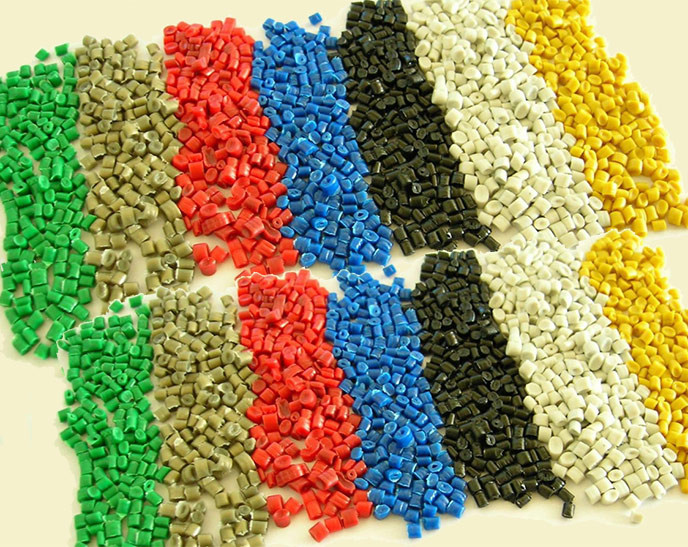 Different types of plastics for manufacturing