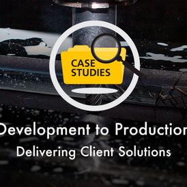 Case Study - Development To Production