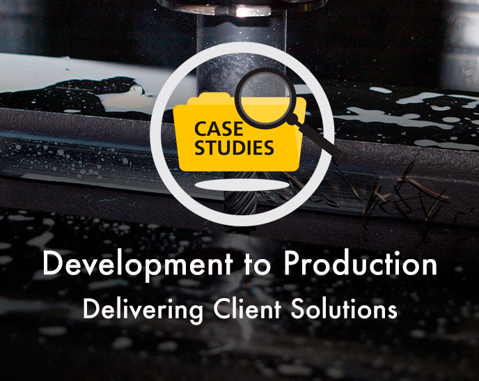 Case Study - Development To Production