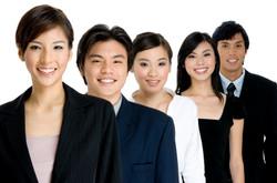 Asian-business-executives