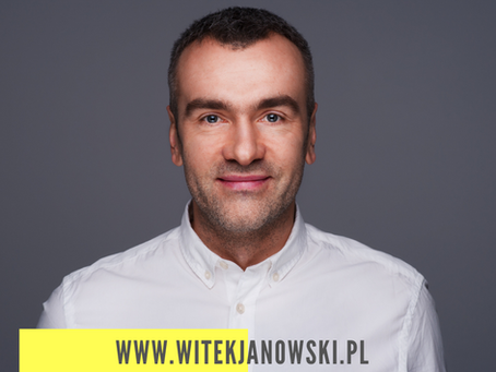 Podcast MYE 009: ManKind - czyli porozmawiajmy o męskich emocjach z Witkiem Janowskim