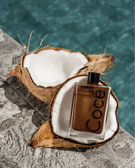 Coce Absolute Illuminating Tanning Oil