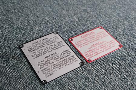 Dinoplex AEC101 id tags