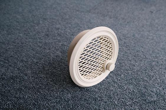 Fiat Dino air ventilation grid