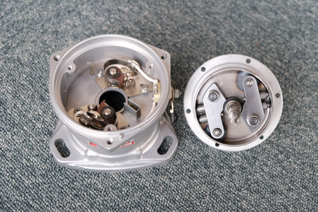 Rebuild Magneti Marelli S125 distributor