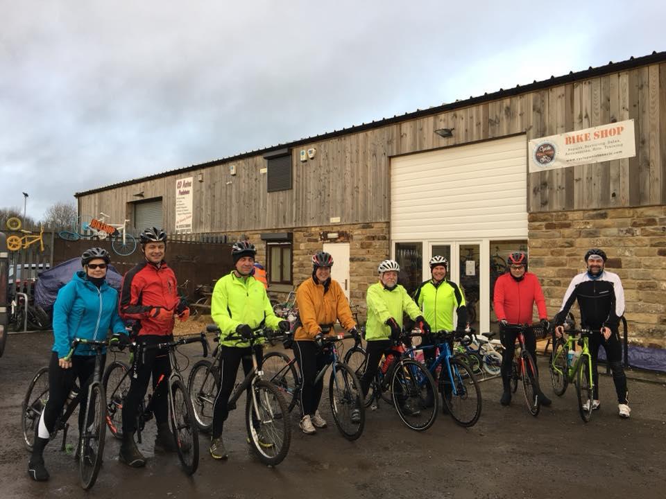 Penistone Cycling Club 4