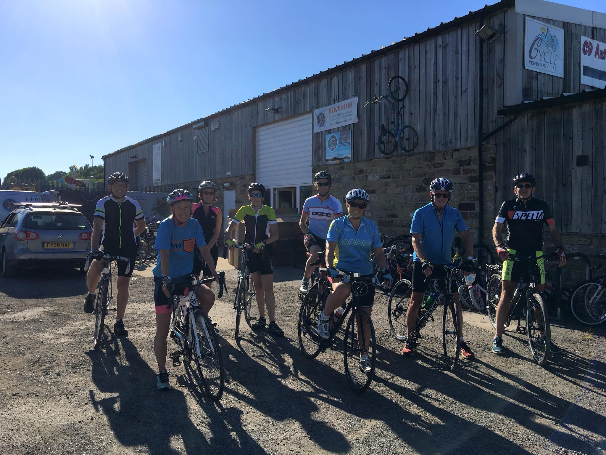 cycle club 7