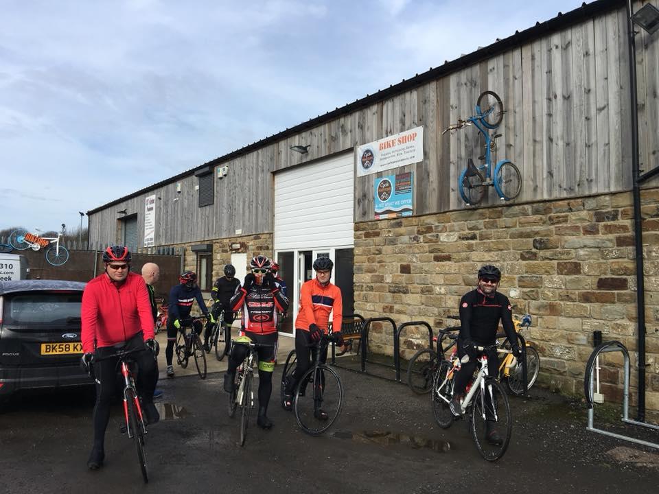 Penistone Cycling Club 12
