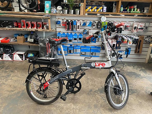 E life Voyage E-bike