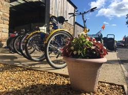 inclusion bike sun