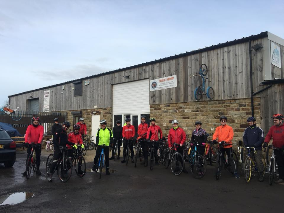 Penistone Cycling Club 10