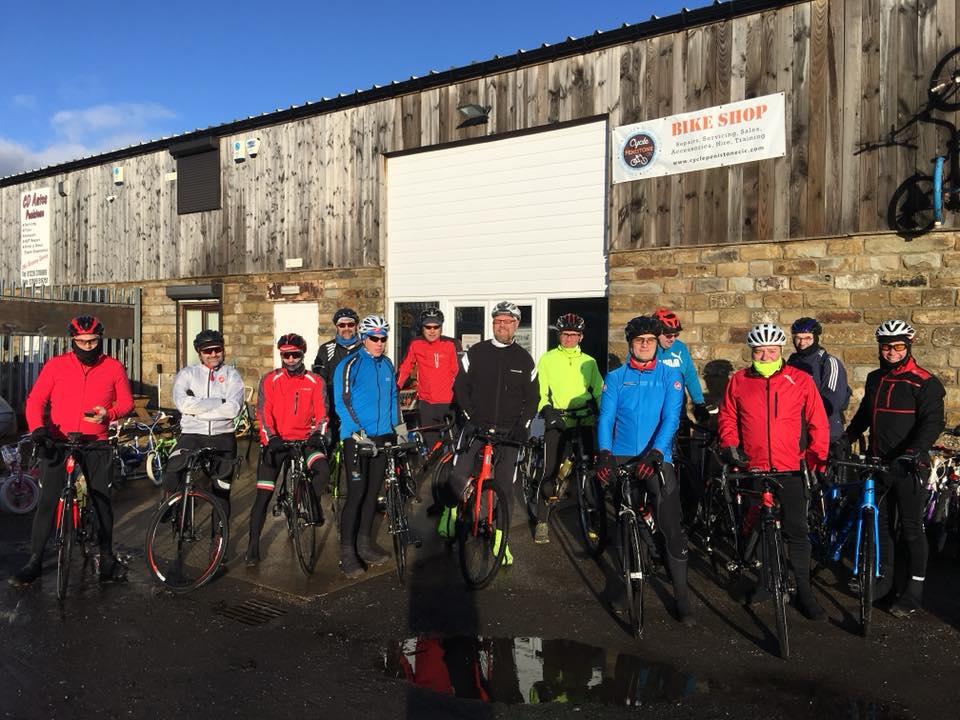 Penistone Cycling Club 8