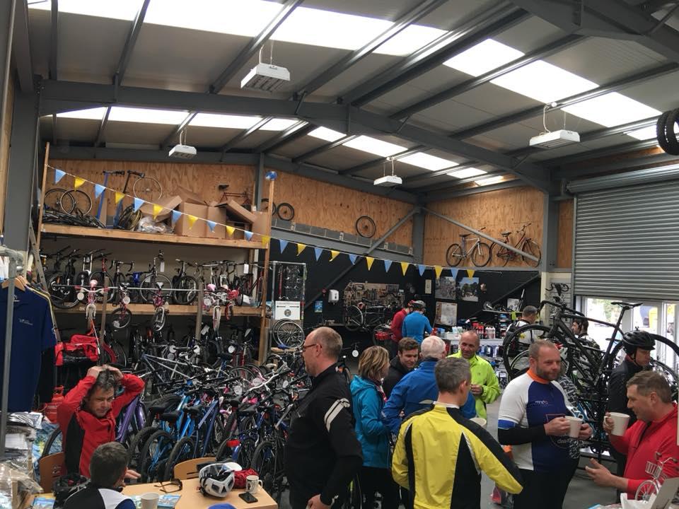 cycle club 12