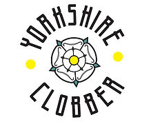 yorkshire clobber clothing brand mens womens unique designs - now in stock