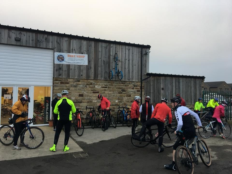 Penistone Cycling Club 6
