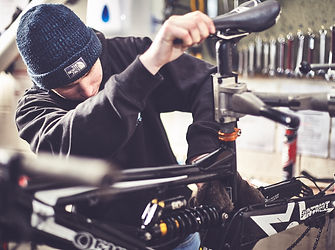 bike servicing south yorkshire cycle penistone cic trans pennine trail