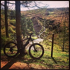 langsett reservoir bike ride cycling south yorkshire cycle penistone cic route moors information