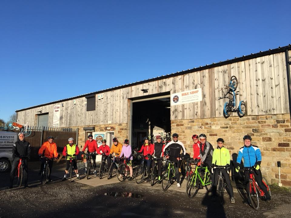 Penistone Cycling Club 3