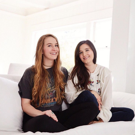 Sister Duo Changing The Game & Conversation On Inner Health