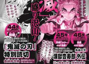 Demon Slayer Spinoff Manga To Release In October