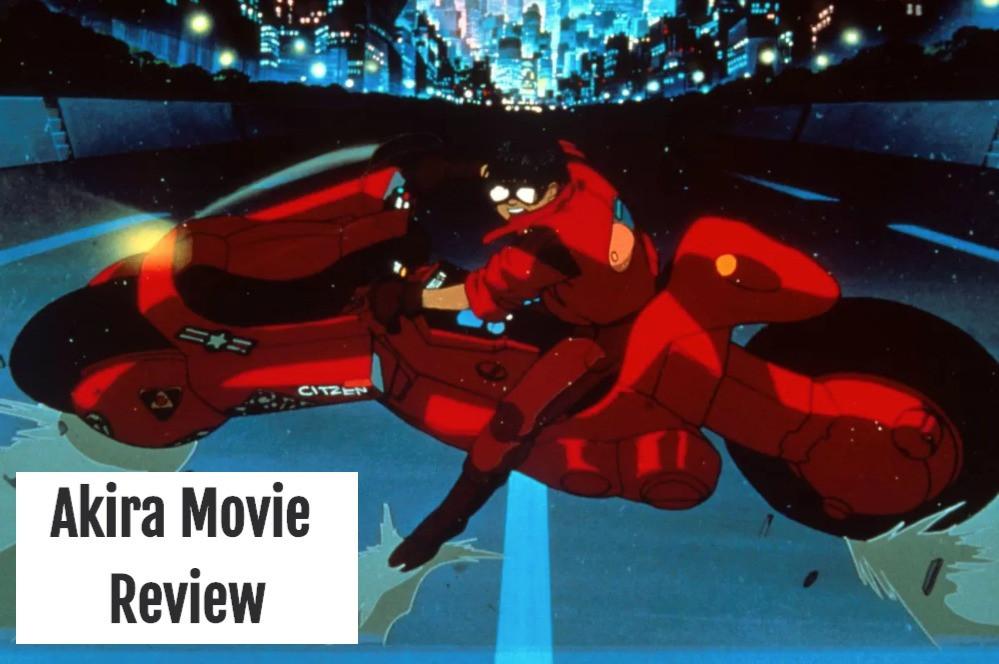 Akira Anime Movie Review - Sci-Fi Genre