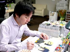 Know your Artist: Masashi Kishimoto