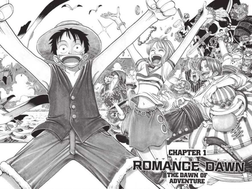 Chapter 1000 of One Piece Is Could Be Entering the New Year with a Celebration Bang