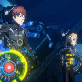 Netflix Reveals Pacific Rim: The Black Anime Series for 2021 Release