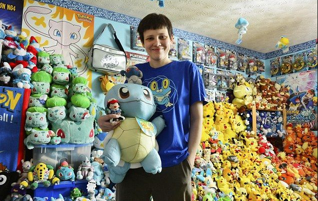 Lisa Courtney: Largest Collection Of Pokémon Memorabilia