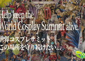 World Cosplay Summit 2020 Needs Your Help!!