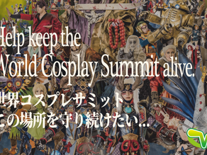 World Cosplay Summit 2020 Needs Your Help!!
