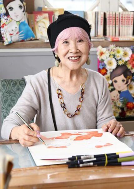 Shojo Manga Pioneer Eiko Hanamura Passes Away at 91