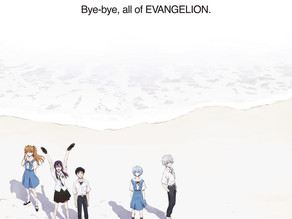 Evangelion 3.0+1.0 Anime Film Earns Biggest Opening Day in Franchise History