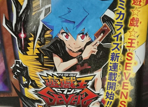 Yu-Gi-Oh! Sevens Updates And Information About New Manga!