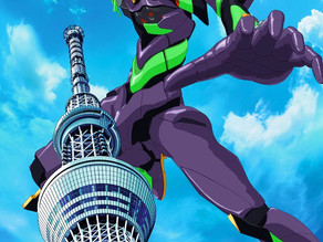 'Evangelion' X 'Tokyo Skytree' to Hold a Huge Collaboration Event From December 23