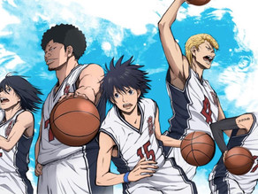 Anime Review: Ahiru no Sora Is A Mix and Match of 2 Superhit Basketball Anime Shows!