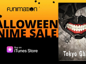 Huge Halloween Anime Sale By Funimation! Order Now