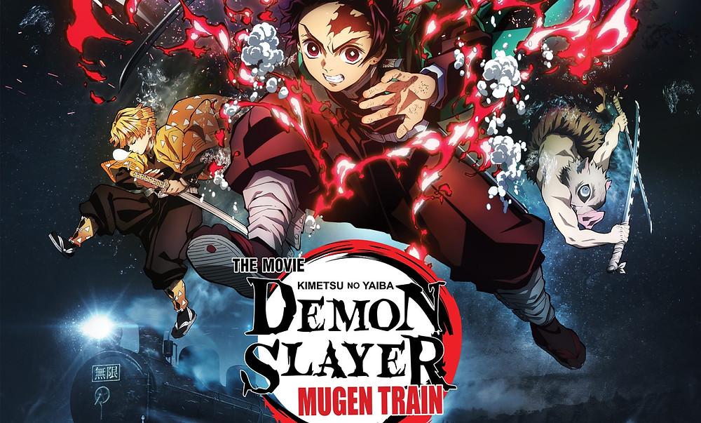 Demon Slayer: Kimitsu no Yaiba The Movie Getting a Novel Adaptation