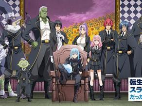 That Time I Got Reincarnated as a Slime Anime Season 2 to Premiere on January 5