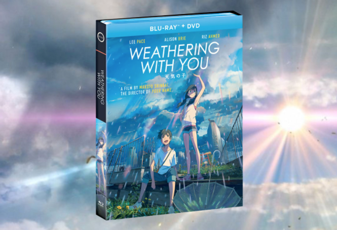 Weathering With You Available In Blu-Ray And DVD, Bookings Open!